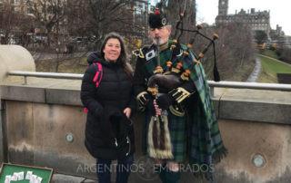 Vero en Edimburgo