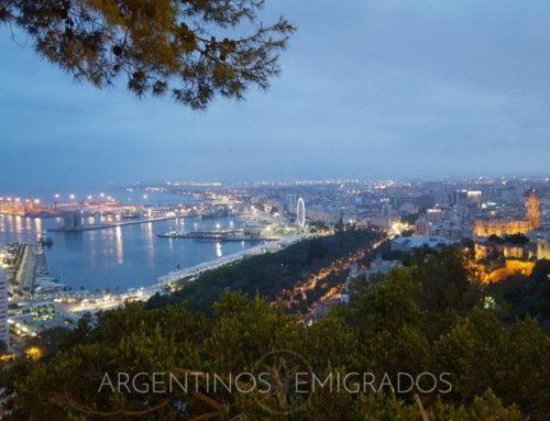 Siempre fue mi sueño: vivir en España.
