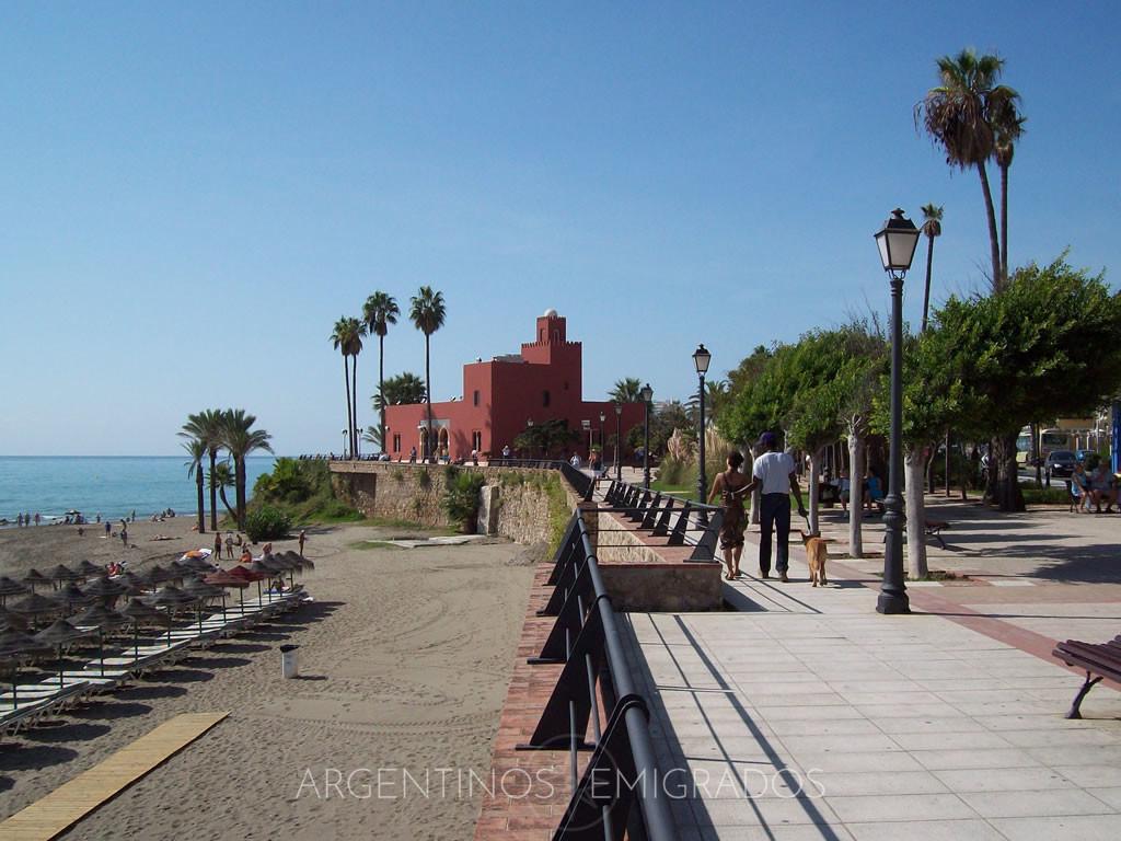 Castillo Bil BIl Benalmadena