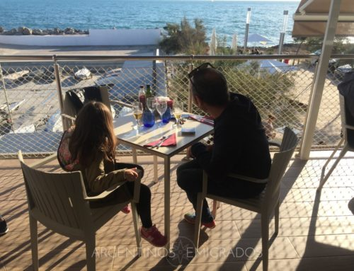 Mi historia en España