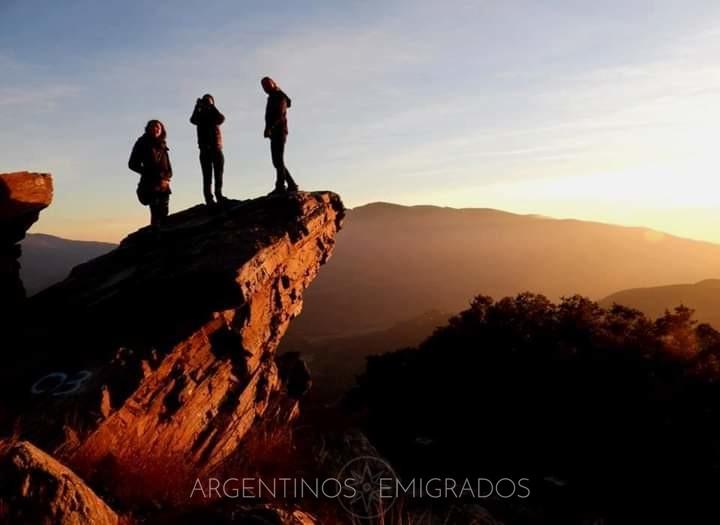 Argentino en Andalucia